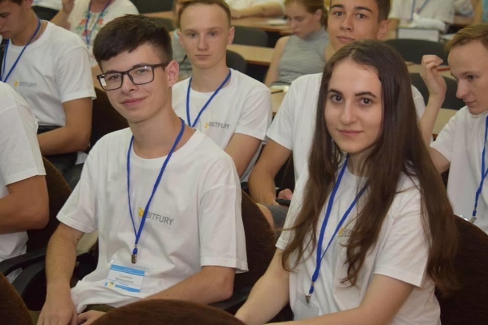 Молоді програмісти з вишів України та Грузії: в Ужгороді стартувала Літня школа з програмування (ФОТО), фото-14