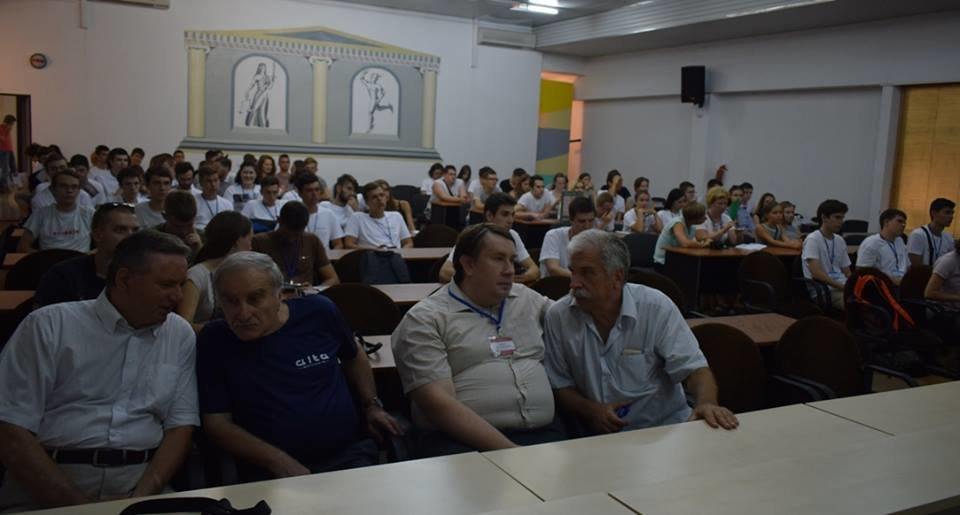 Молоді програмісти з вишів України та Грузії: в Ужгороді стартувала Літня школа з програмування (ФОТО), фото-3