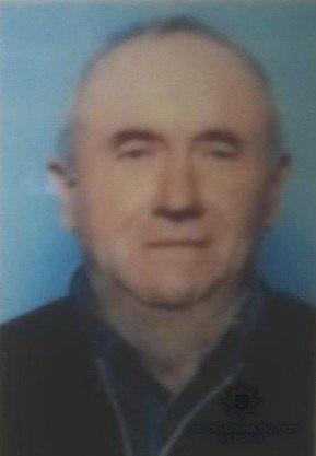 На Закарпатті розшукують 63-річного чоловіка, котрий пішов з дому 7 серпня та зник (ПРИКМЕТИ, ФОТО), фото-1