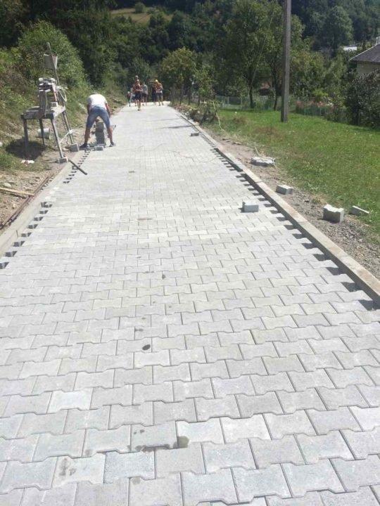 На Закарпатті ремонтують дорогу до відомого туристичного об'єкту - Бункера «Лінії Арпада» (ФОТО), фото-1