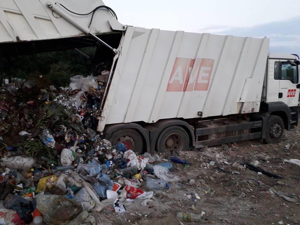 """ТОВ """"АВЕ Ужгород"""" назвало причини перебоїв у вивезенні сміття в місті (ФОТО), фото-5"""