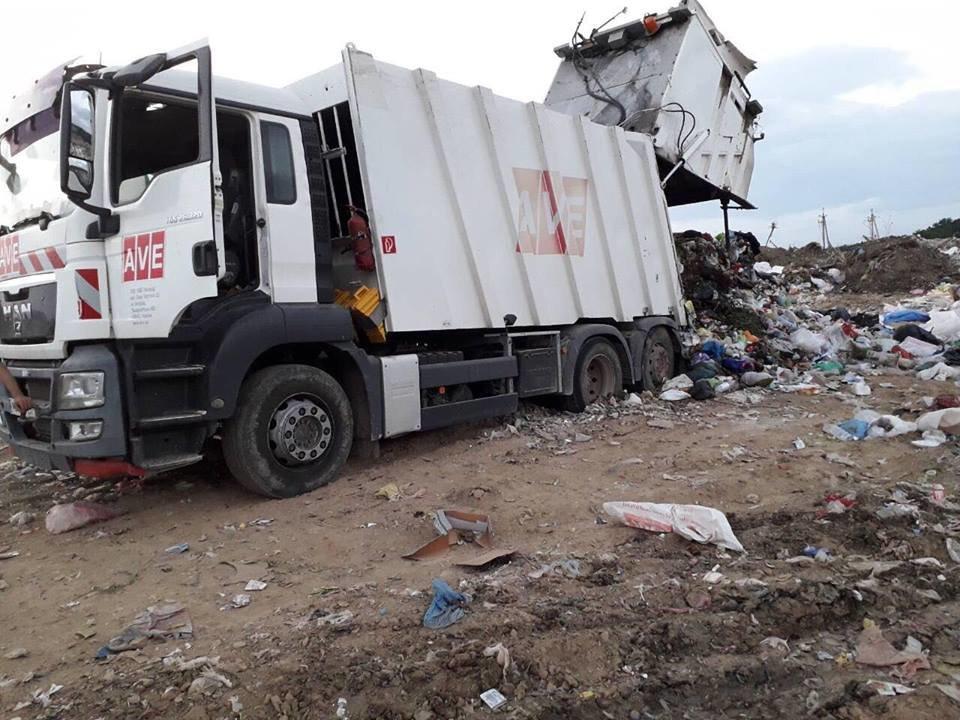 """ТОВ """"АВЕ Ужгород"""" назвало причини перебоїв у вивезенні сміття в місті (ФОТО), фото-3"""