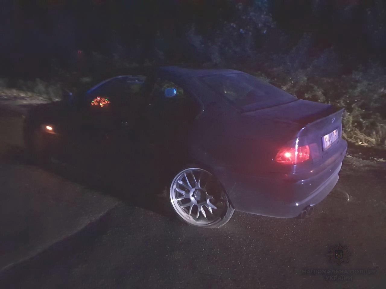 """""""Рекорд"""" за добу: на Закарпатті патрульні зловили 6 п'яних водіїв, у одного з них зафіксовано 4,17 проміле алкоголю, фото-1"""
