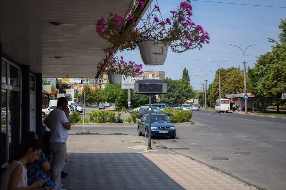 В Ужгороді ще на 2-х зупинках запрацювали електронні табло (ФОТО), фото-3
