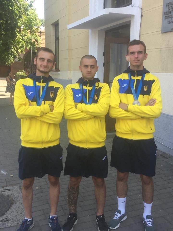 На чемпіонаті Європи U-21 серед спортсменів з вадами слуху закарпатці взяли срібло (ФОТО), фото-8
