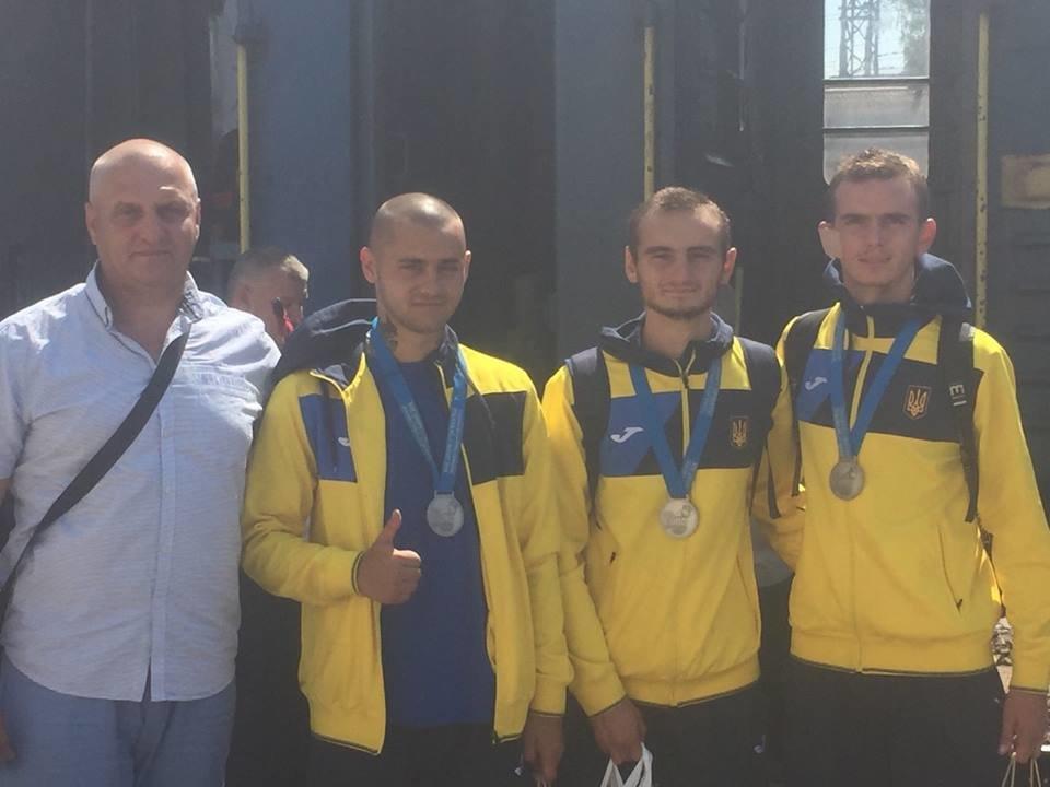 На чемпіонаті Європи U-21 серед спортсменів з вадами слуху закарпатці взяли срібло (ФОТО), фото-2