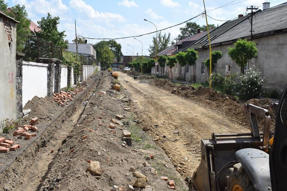 Ужгородська мерія проінспектувала на якому етапі капітальний ремонт на Шумній (ФОТО), фото-5