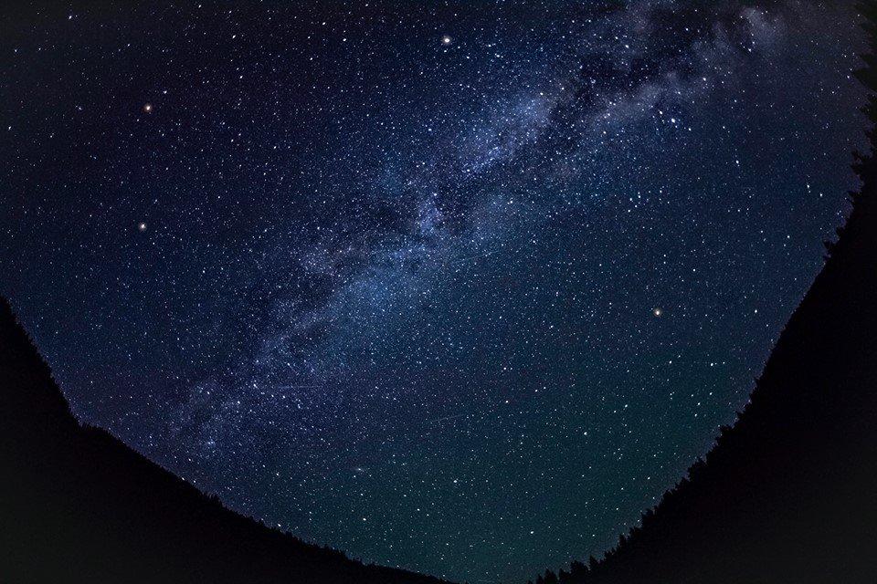 Зорепад Персеїд над озером Синевир у виконанні ужгородських фотографів (ФОТО), фото-8