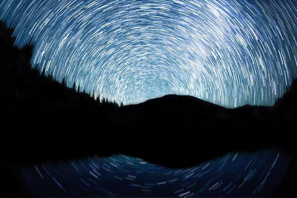Зорепад Персеїд над озером Синевир у виконанні ужгородських фотографів (ФОТО), фото-12