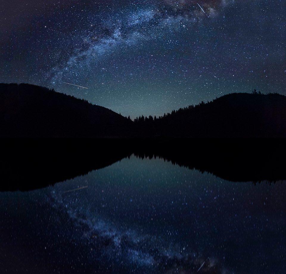 Зорепад Персеїд над озером Синевир у виконанні ужгородських фотографів (ФОТО), фото-9