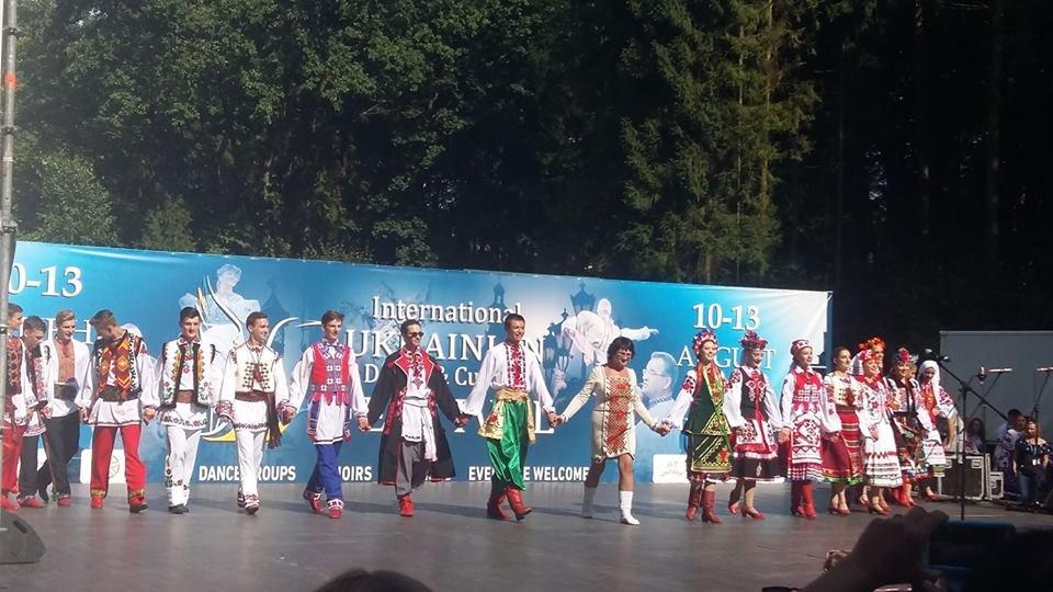 Фольклорно-етнографічний ансамбль «Ужгород» виступив на Міжнародному Фестивалі у Львові (ФОТО), фото-7