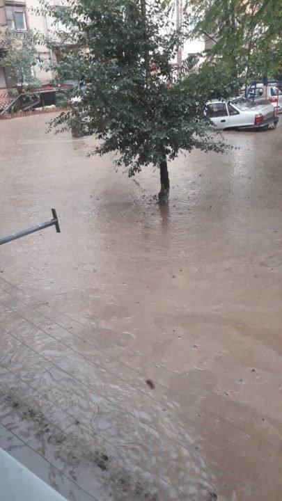 Потужна злива у Рахові: евакуйовано 7 людей, затоплено 50 будинків та 20 автомобілів (ФОТО, ВІДЕО), фото-2