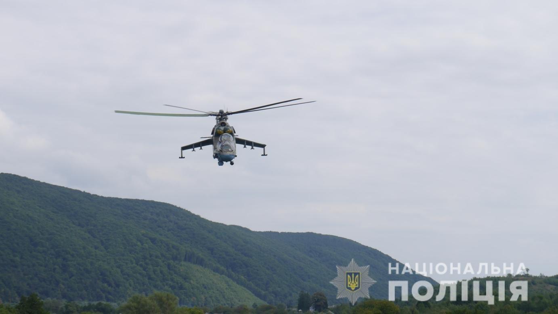 Авіація, спецназ та вибухотехніки: на Закарпатті пройшли масштабні антитерористичні навчання (ФОТО, ВІДЕО), фото-8