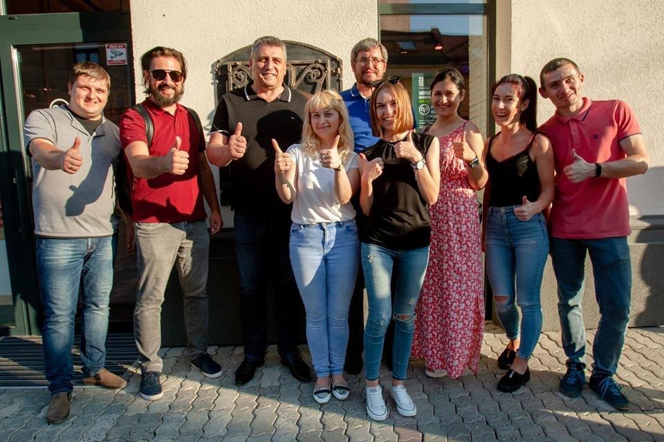 «Родинна ковбаска» абсолютно нового формату відтепер і в Ужгороді (ФОТО, ВІДЕО), фото-5