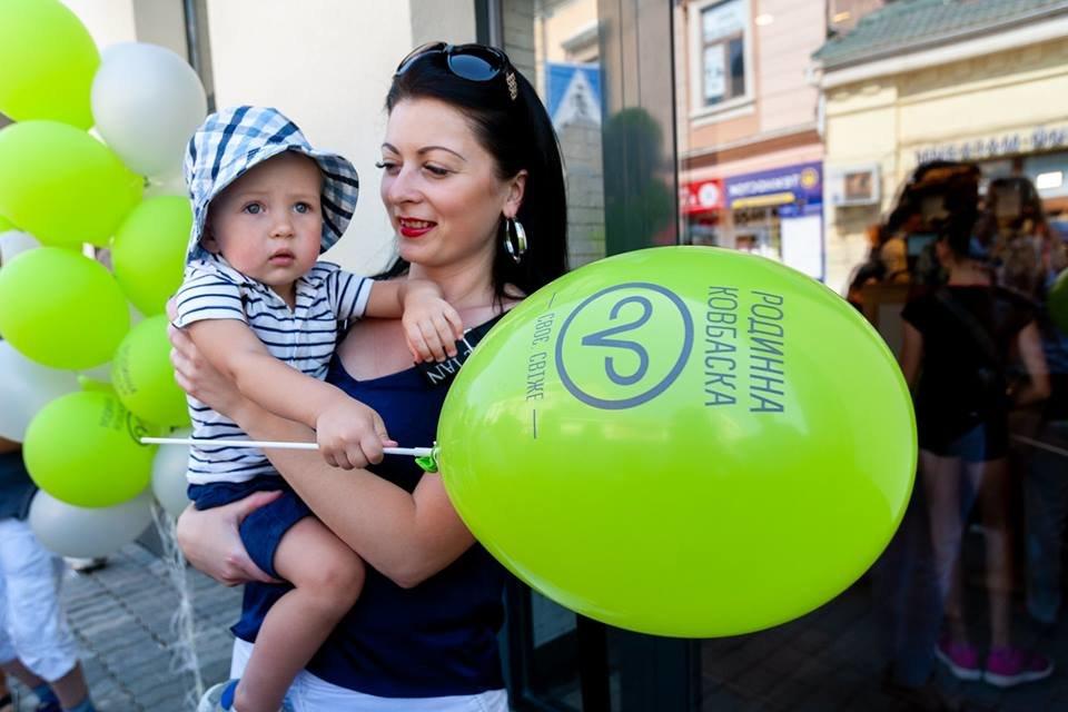 «Родинна ковбаска» абсолютно нового формату відтепер і в Ужгороді (ФОТО, ВІДЕО), фото-7