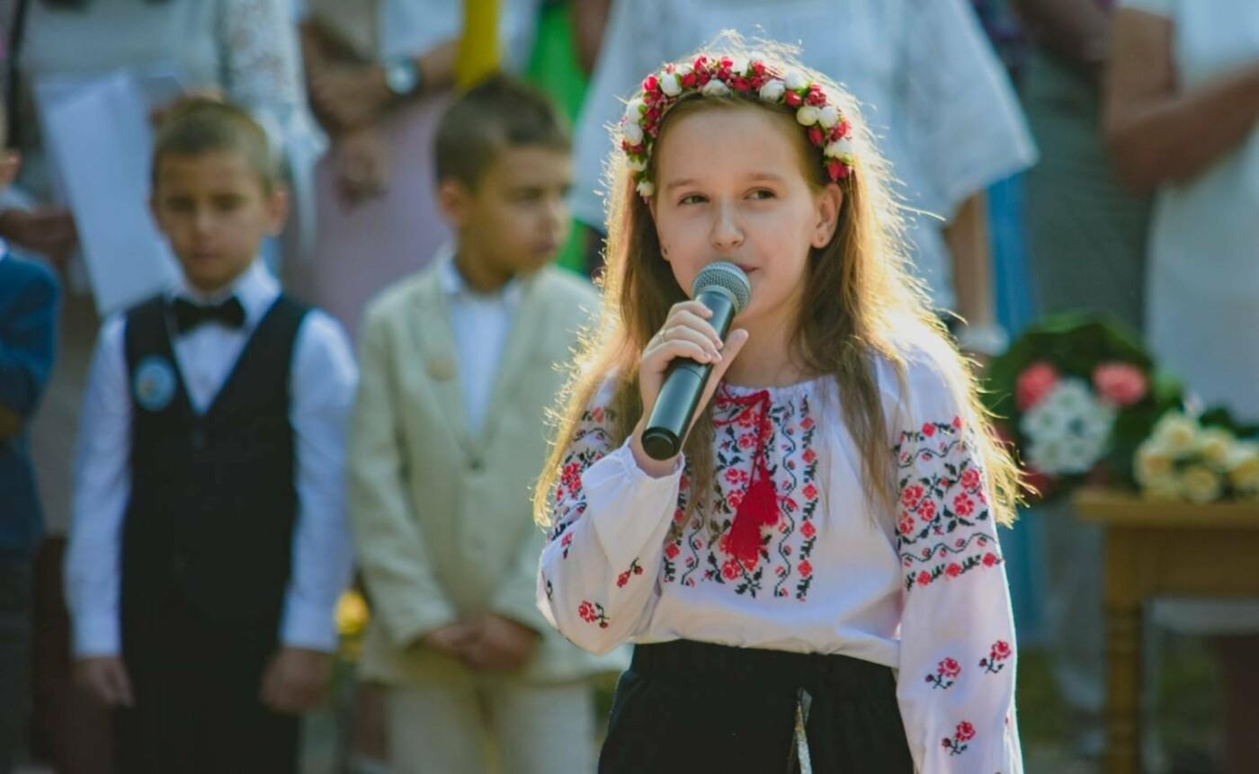 Перший раз у перший клас: Ужгород святкує 1 вересня (ОНОВЛЕНО, ФОТО), фото-10