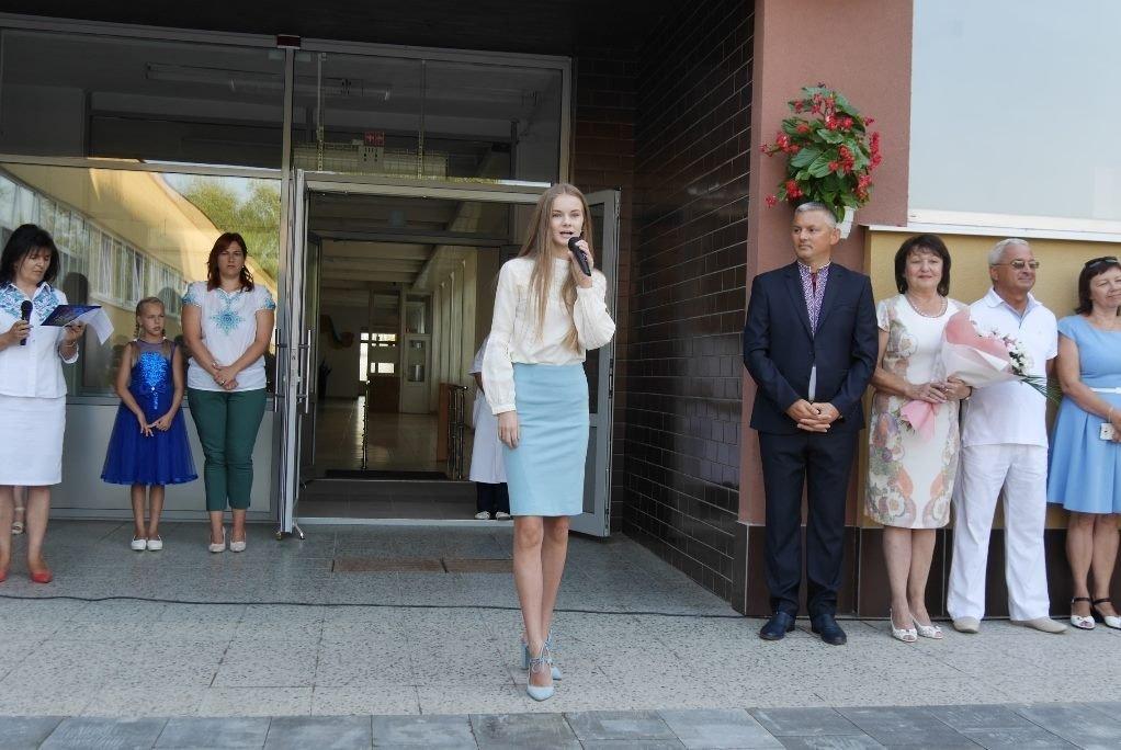 Перший раз у перший клас: Ужгород святкує 1 вересня (ОНОВЛЕНО, ФОТО), фото-13