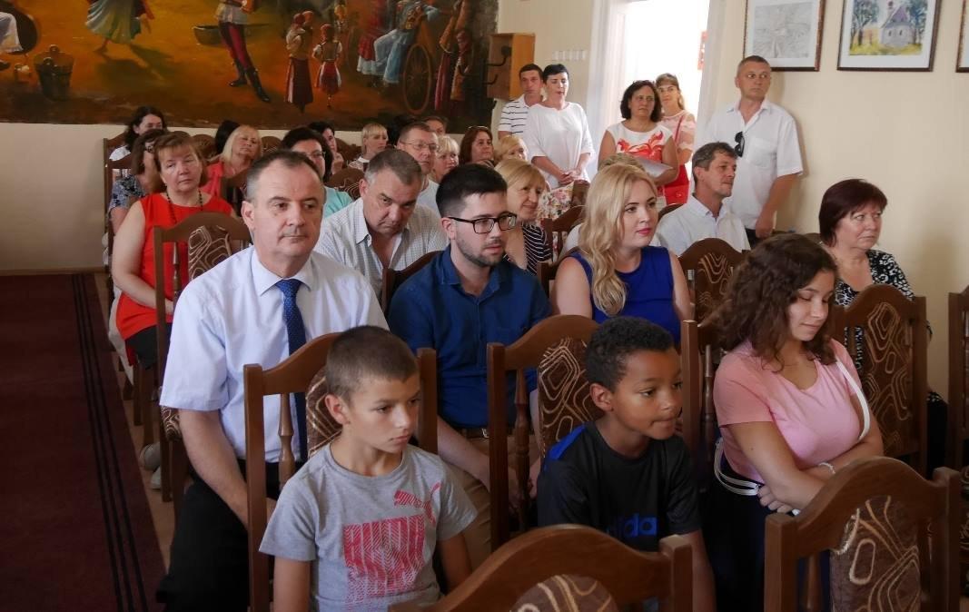Директор Національної угорської опери відкрив в Ужгороді міні-скульптурку Ференца Еркеля (ФОТО), фото-6
