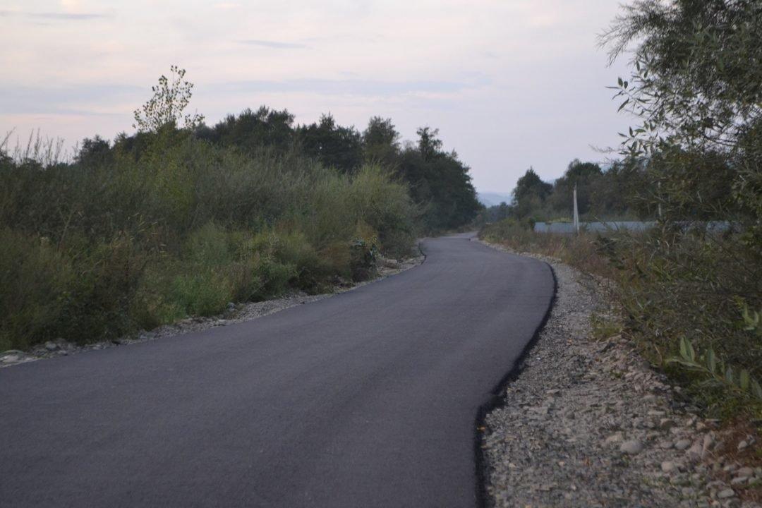 На Тячівщині відновили районну дорогу, змиту паводком 5 років тому (ФОТО), фото-1