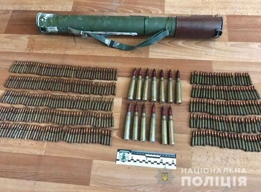 Спецоперація «Зброя»: в Ужгороді 53-річний іноземець продавав набої та гранатомет (ФОТО) , фото-1