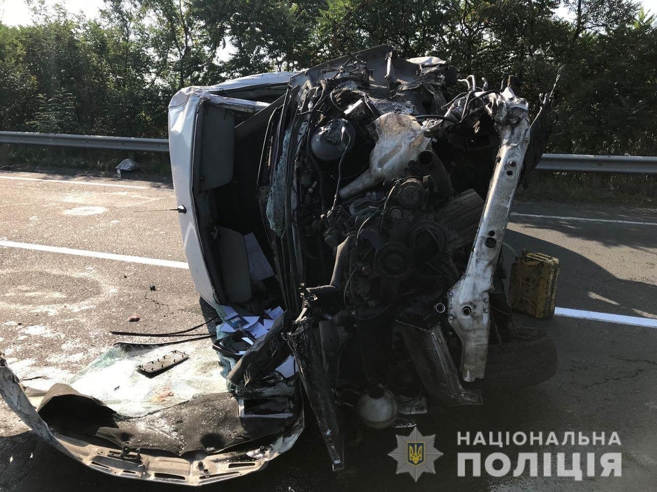 В поліції розповіли деталі смертельного ДТП на Ужгородщині. Від отриманих травм у лікарні помер і водій «ВАЗу» (ФОТО, ВІДЕО), фото-2