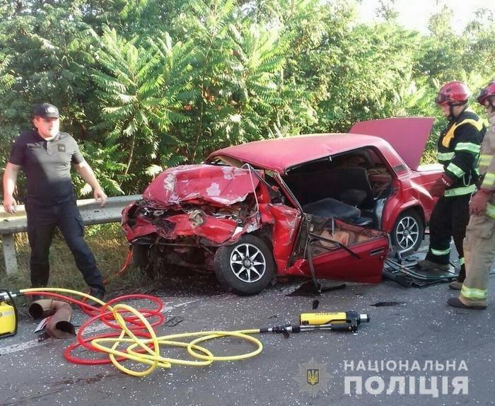 В поліції розповіли деталі смертельного ДТП на Ужгородщині. Від отриманих травм у лікарні помер і водій «ВАЗу» (ФОТО, ВІДЕО), фото-5