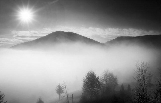 Як виглядають українські Карпати в чорно-білому кольорі (ФОТО), фото-5