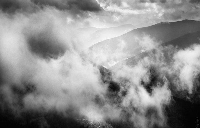 Як виглядають українські Карпати в чорно-білому кольорі (ФОТО), фото-7