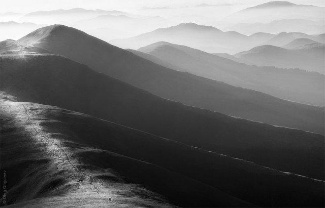 Як виглядають українські Карпати в чорно-білому кольорі (ФОТО), фото-1