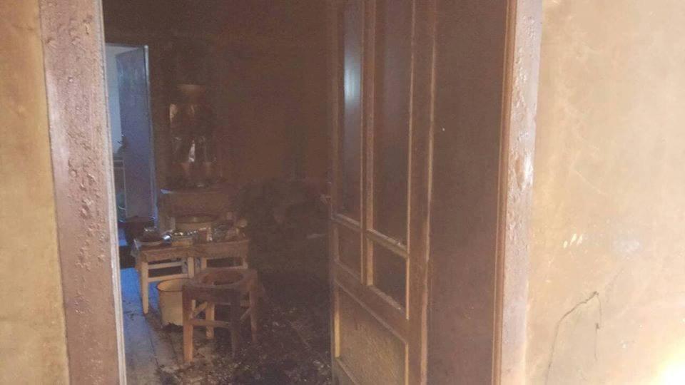 На Виноградівщині під час пожежі загинув 84-річний чоловік (ФОТО), фото-1
