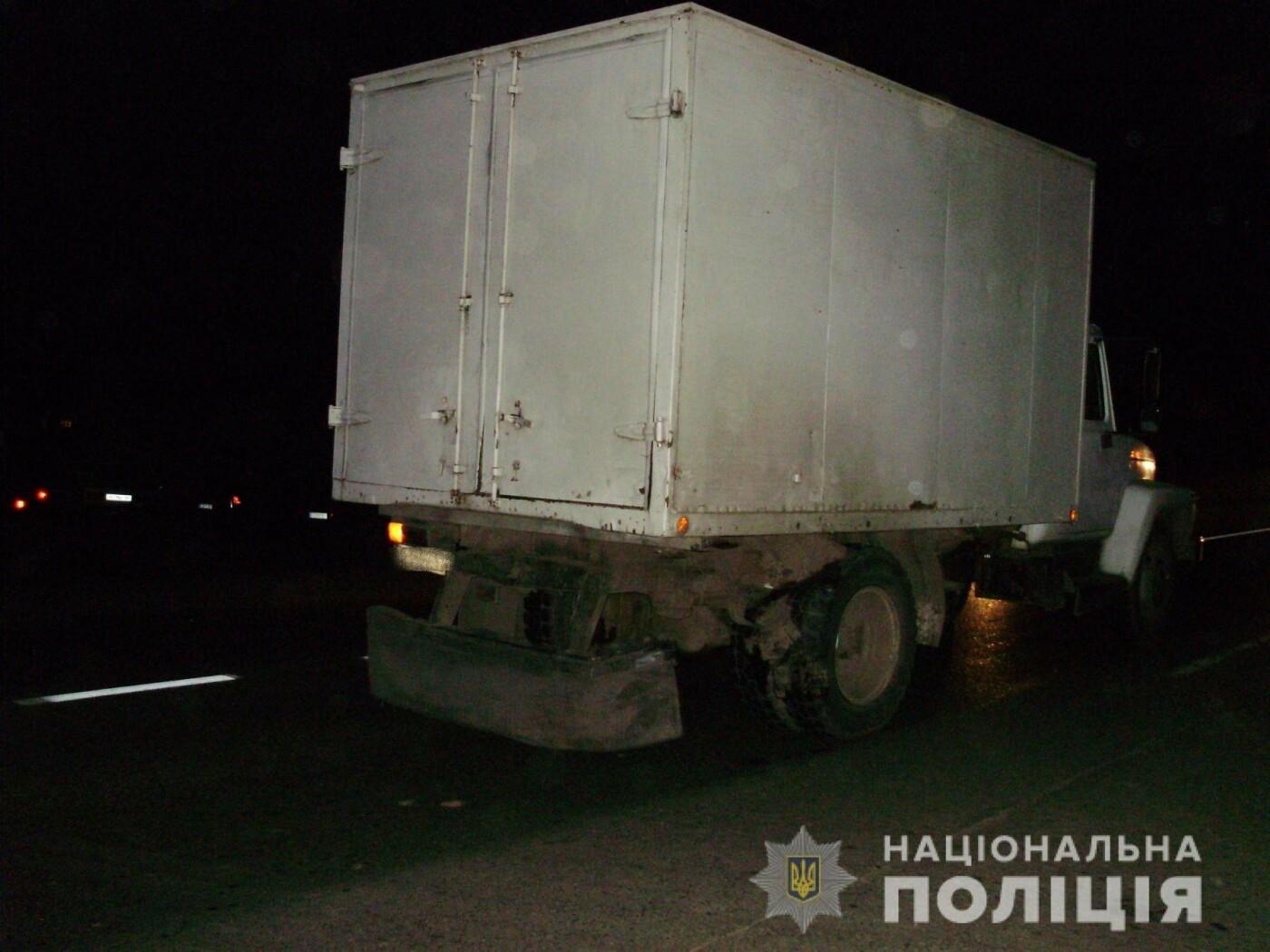 У Ракошино в ДТП загинув 22-річний мотоцикліст: чоловік був без шолому, вдарився головою в зад вантажівки (УСІ ПОДРОБИЦІ, ФОТО), фото-3