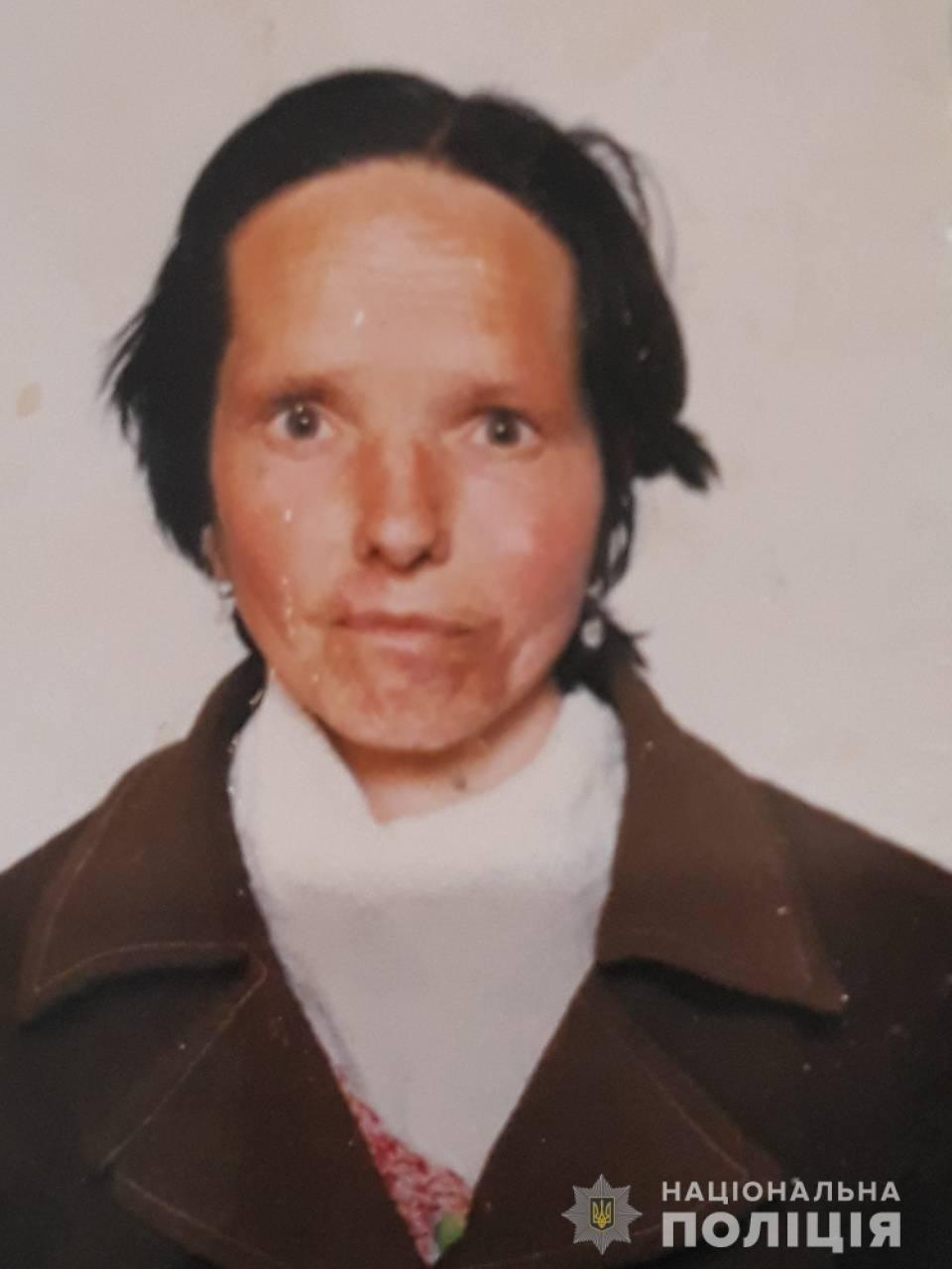 Поліція Закарпаття розшукує, зниклу 9 вересня, 62-річну Ружену Паллагі (ПРИКМЕТИ, ФОТО), фото-1