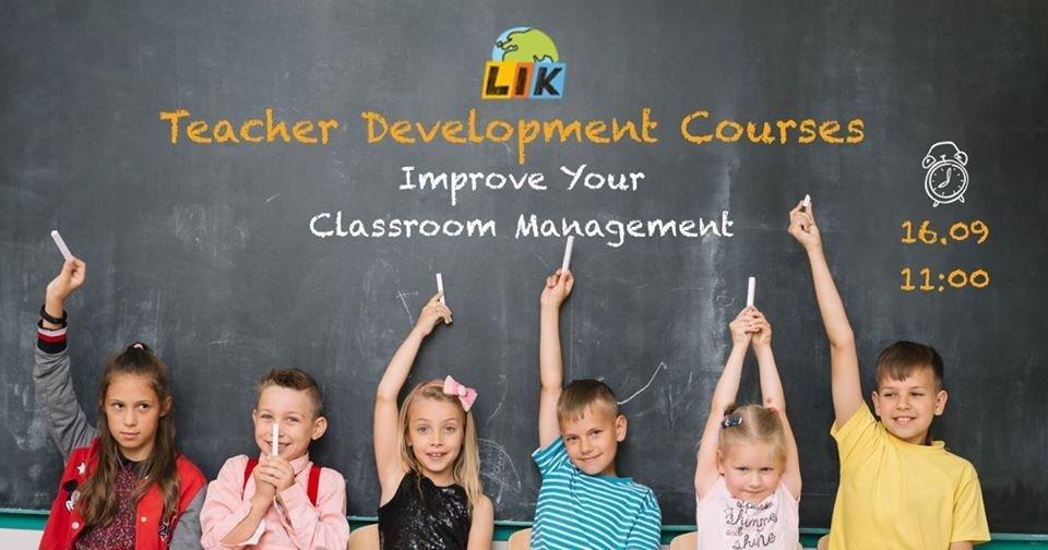 """В Ужгороді відбудуться курси для вчителів англійської мови - тема """"Improve Your Classroom Management"""" (АНОНС), фото-1"""