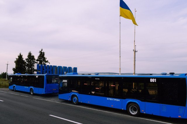 """Очікуйте на вулицях міста: два маршрути в Ужгороді отримають новенький автобус """"Електрон"""" (ФОТО), фото-1"""
