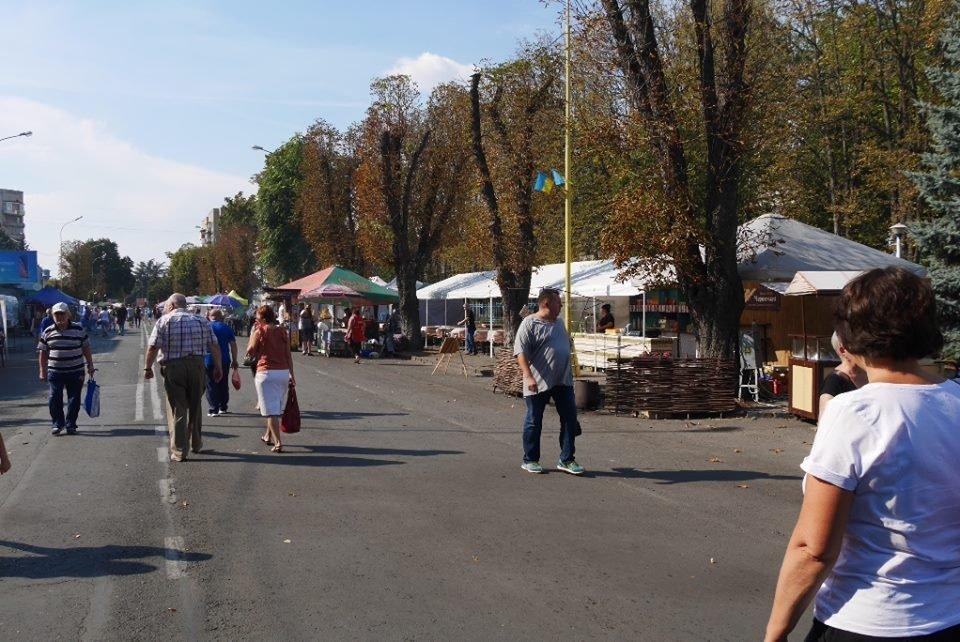В Ужгороді стартував сільськогосподарський ярмарок до Дня міста (ФОТОРЕПОРТАЖ), фото-17
