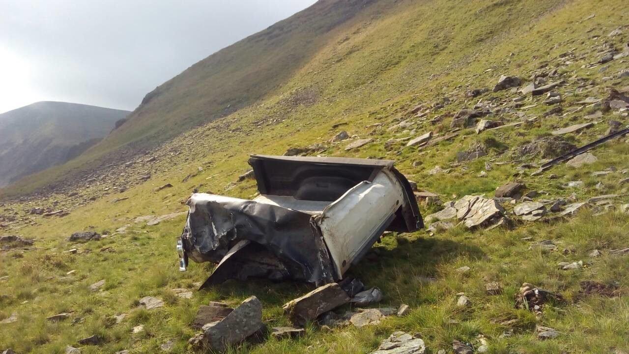 На Рахівщині з гори зірвався позашляховик: двоє киян, 48-ми та 27-ми років, загинули (ФОТО), фото-5