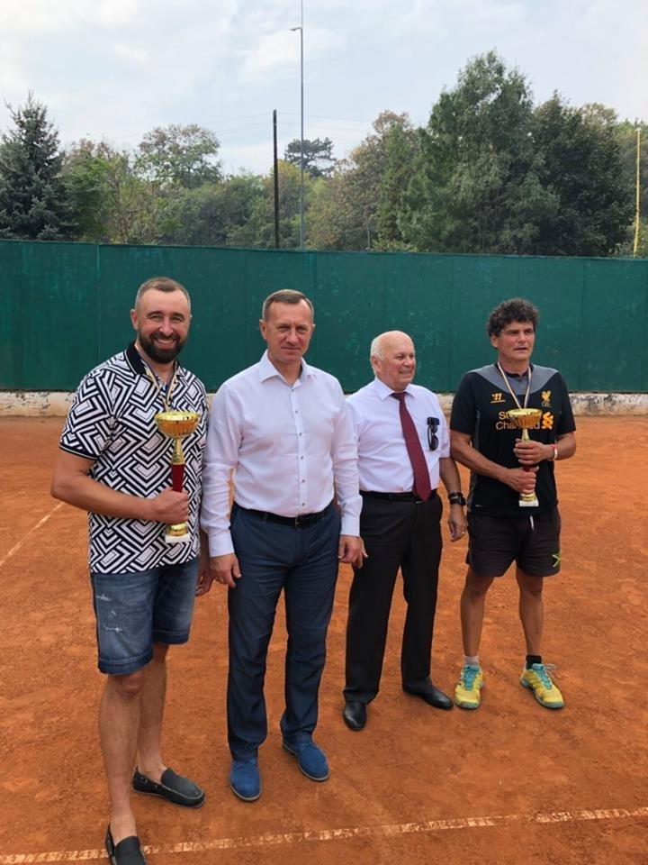 В Ужгороді пройшов турнір з великого тенісу (ФОТО), фото-1