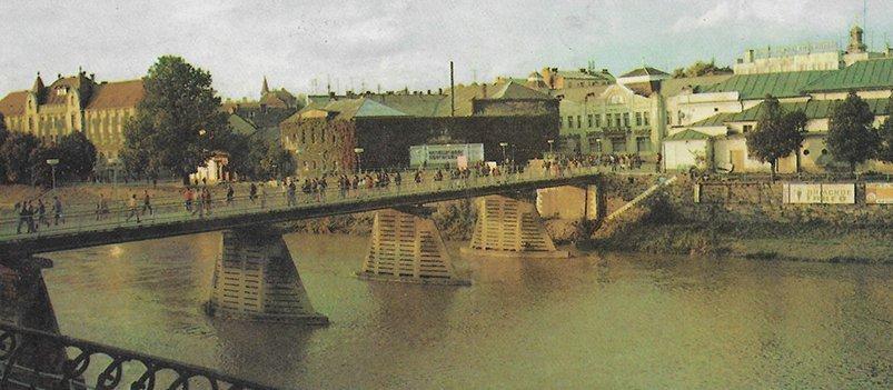 Подорож у минуле: як виглядав Ужгород 30 років тому (ФОТО), фото-7