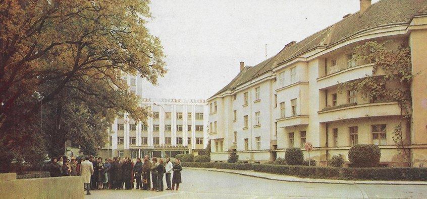 Подорож у минуле: як виглядав Ужгород 30 років тому (ФОТО), фото-6