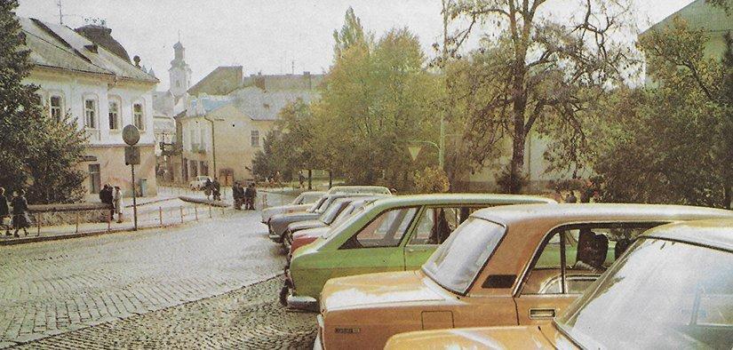 Подорож у минуле: як виглядав Ужгород 30 років тому (ФОТО), фото-5