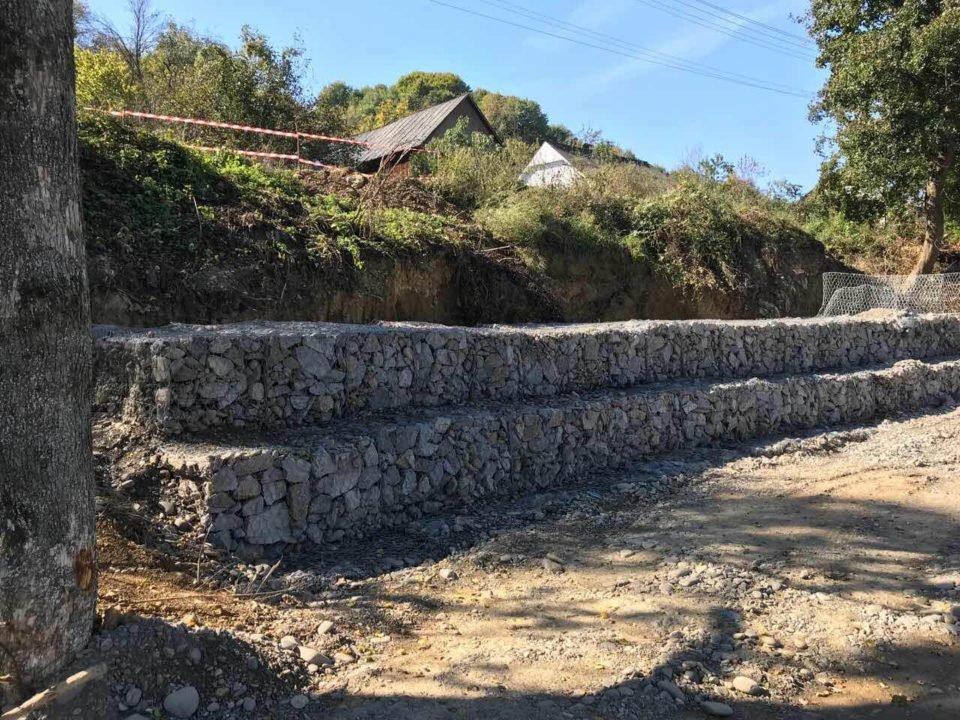 На Закарпатті нарешті відновлюють дорогу до кордону, зруйновану минулорічним паводком (ФОТО), фото-3