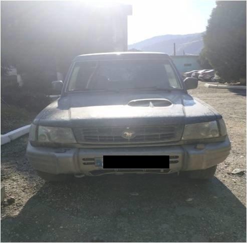Українець намагався незаконно провезти «Hyundai» через закарпатський кордон (ФОТО), фото-1