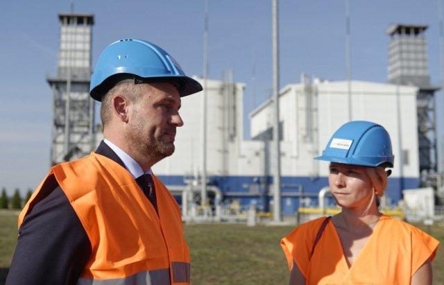 За 30 км від Ужгорода Польща починає будувати газопровід в Словаччину (ФОТО), фото-2