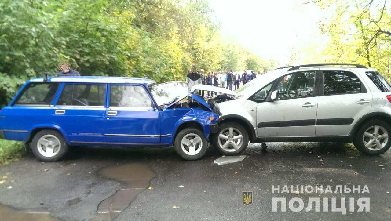 Соцмережі: в Іршаві п'яний екс-очільник міліції влаштував ДТП, освідчення на алкоголь провели під тиском свідків (ФОТО), фото-2