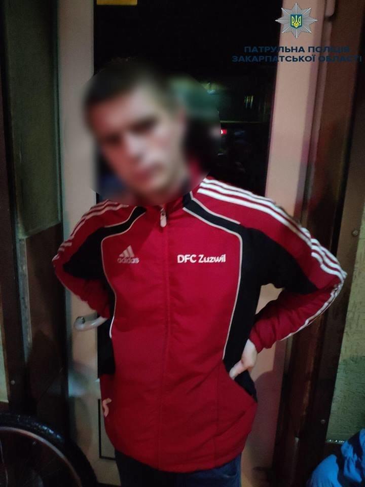 В Ужгороді на Мукачівській одночасно зловили двох наркоманів (ФОТО), фото-1
