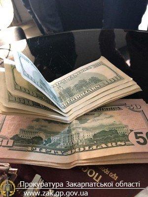 На Закарпатті затримали керівника одного з підрозділів У ДСНС, який вимагав 750 доларів хабара за працевлаштування (ФОТО), фото-1