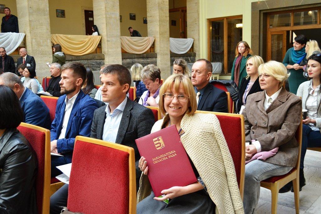 В Ужгороді роздавали відзнаки за вагомий внесок у розвиток туристичної галузі області (ФОТО), фото-8