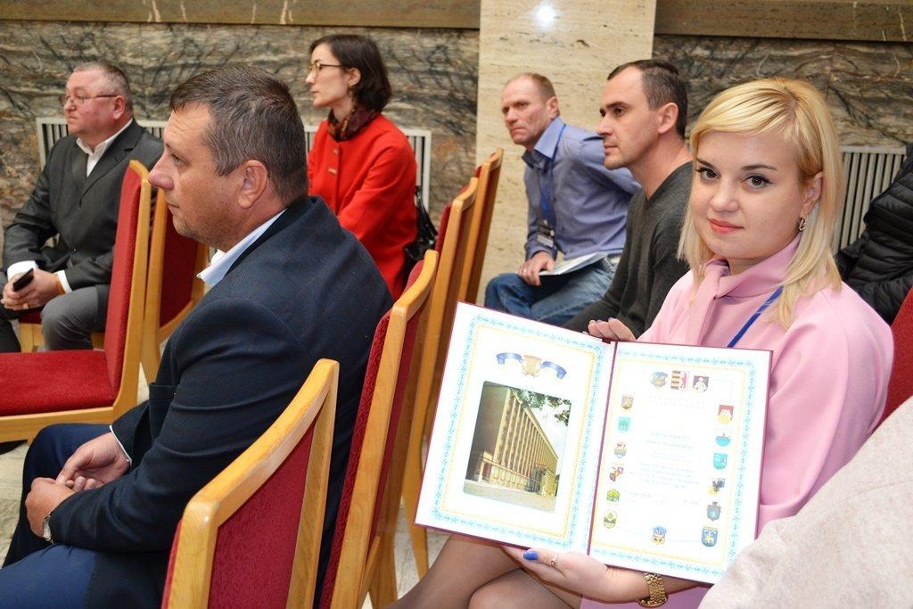 В Ужгороді роздавали відзнаки за вагомий внесок у розвиток туристичної галузі області (ФОТО), фото-6