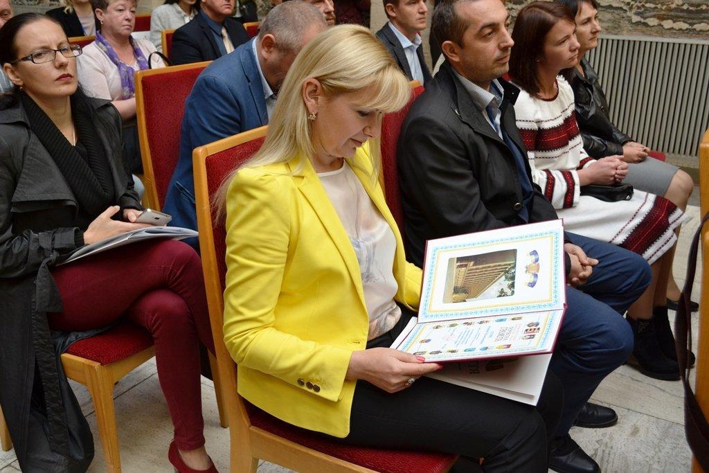 В Ужгороді роздавали відзнаки за вагомий внесок у розвиток туристичної галузі області (ФОТО), фото-5