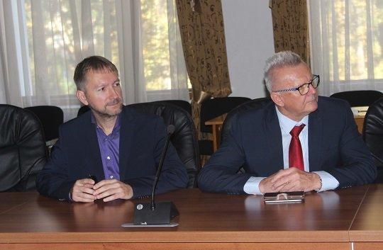 """УжНУ домовився запустити спільну магістерську програму разом зі словацьким """"вишем"""" (ФОТО), фото-3"""